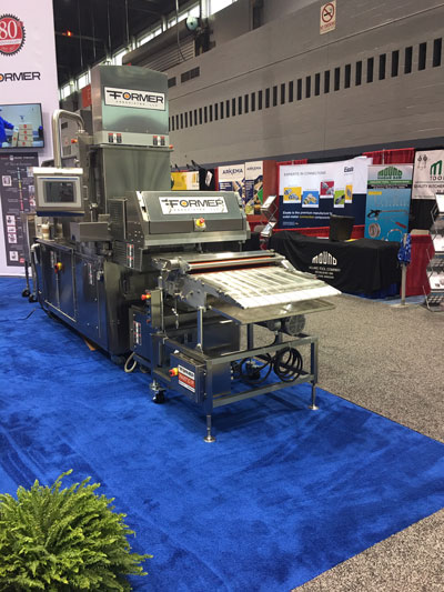 IPPE Show - Former Booth